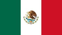 Flagge Mexico