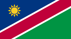 Flagge Rest of Afrika