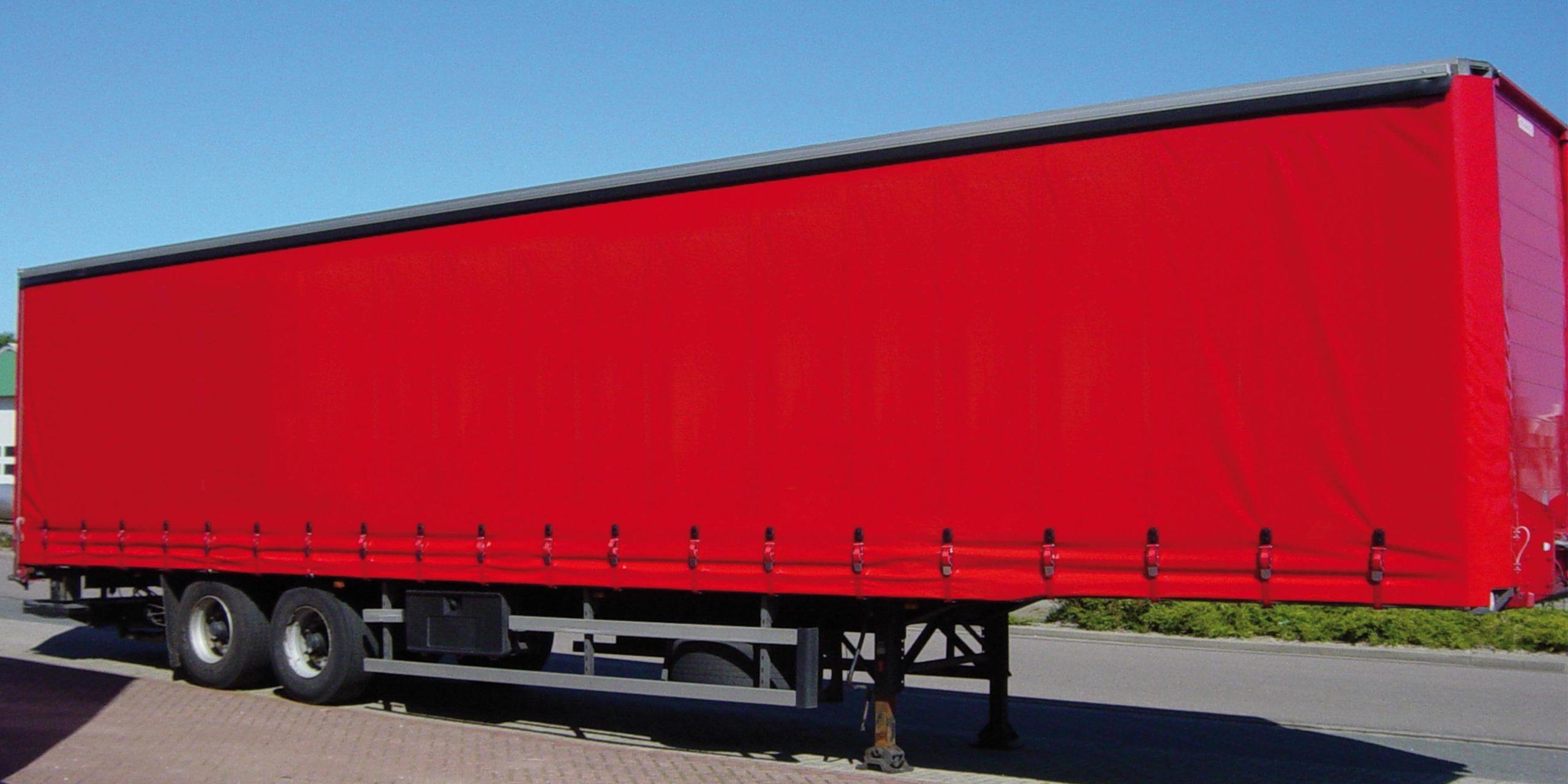 Truck tarpaulins - Mehler Texnologies - Textiles to transform